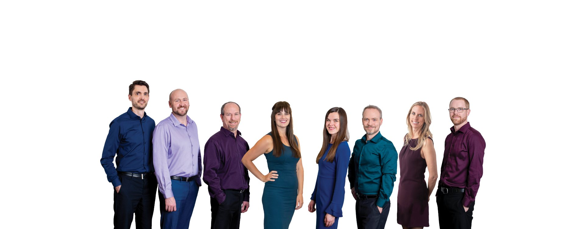 The 6 Kamloops lawyers at Forward Law
