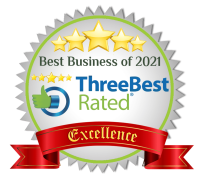 threebestrated.com seal for top 3 best employment lawyers in Kamloops